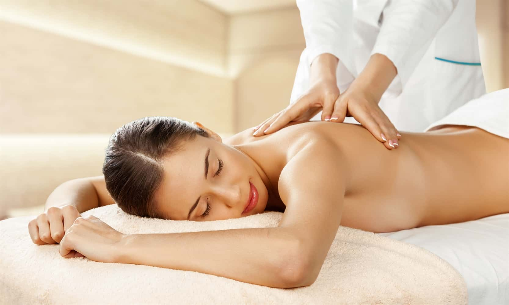Proven results of massage therapies